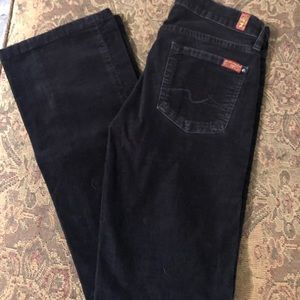 7 for all mankind cords